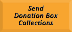 Send donation box collections