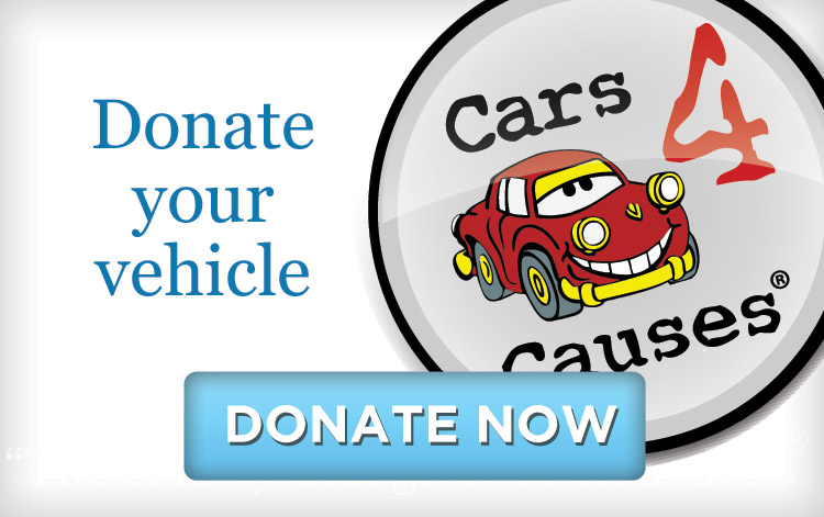 Cars4Causes Donate a Car